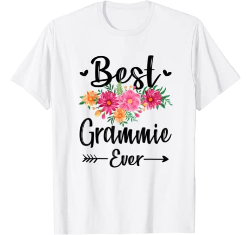 Best Grammie Ever Mother's Day Gift Grandma Shirt T Shirt