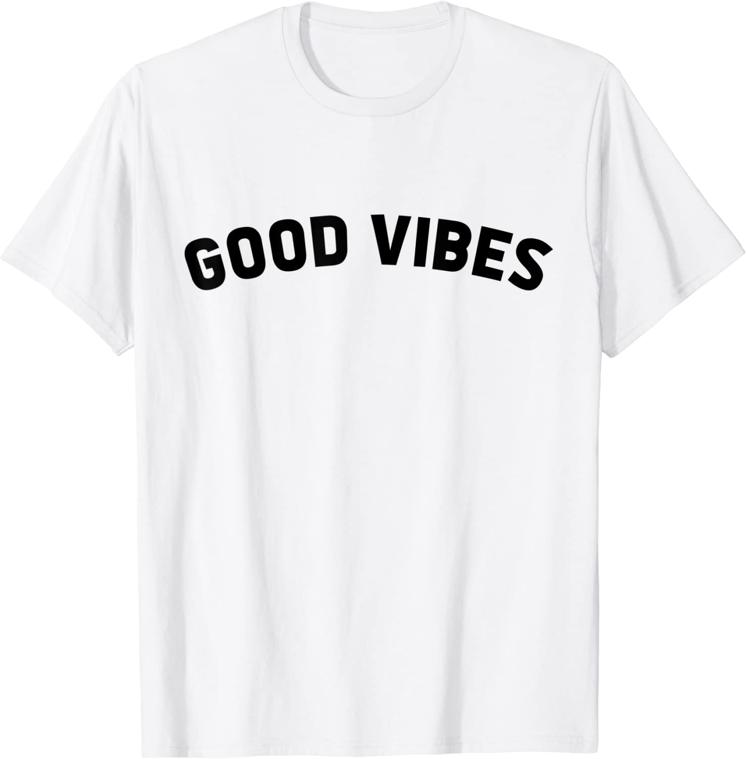 Virginia Beach Mall Good Vibes T-Shirt Spring new work one after another