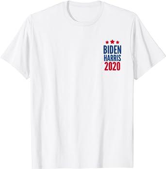 Biden Harris 2020 shirt next level retail fit joe kamala for president