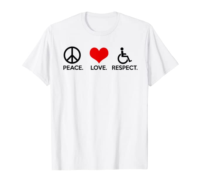 Peace. Love. Respect.
