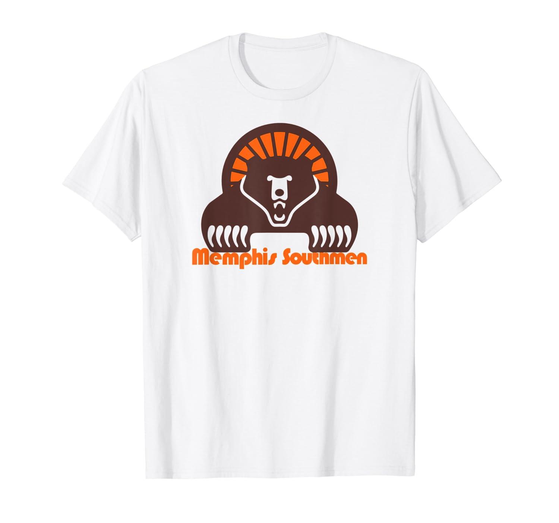 Vintage Memphis Southmen Football Classic T-Shirt-TH