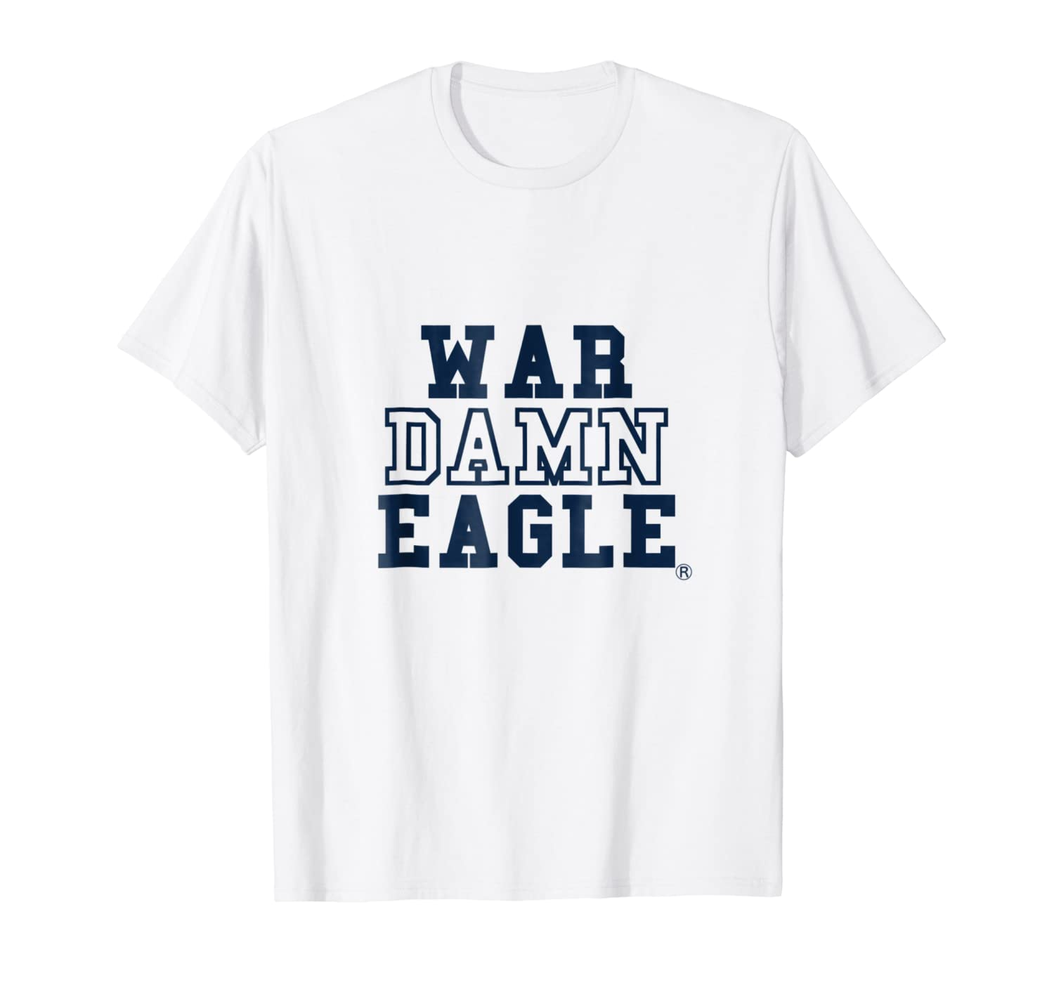 Auburn Tigers Vintage Wde T-Shirt - Apparel-TH