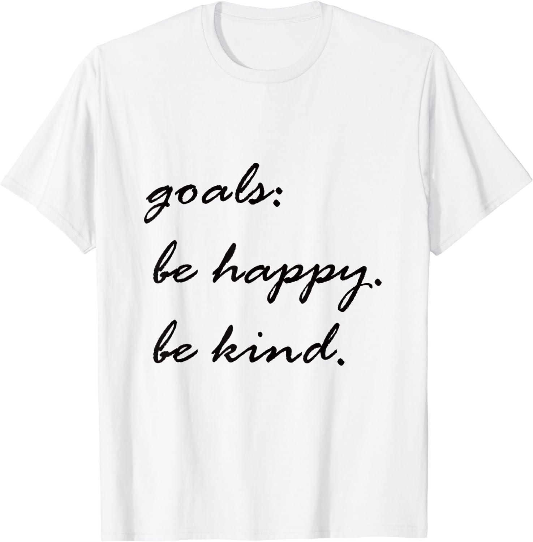 quote shirt happy shirt inspirational shirt motivational shirt be happy shirt be kind shirt womens shirt choose happy shirt