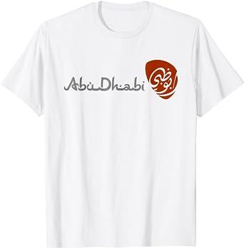 Abu Dhabi Emirates T-shirt