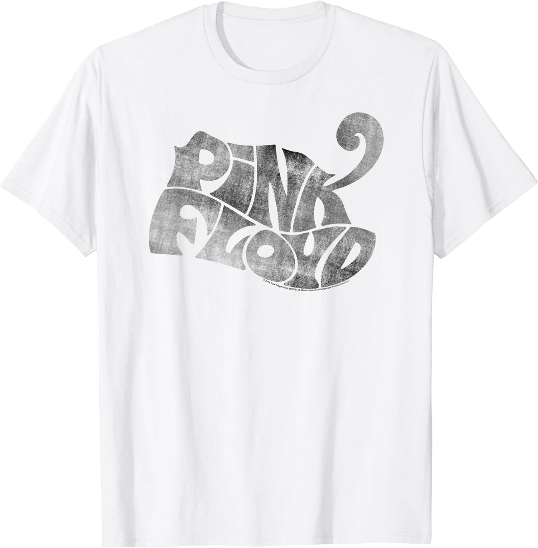 PINK FLOYD PINK LOGO T-Shirt