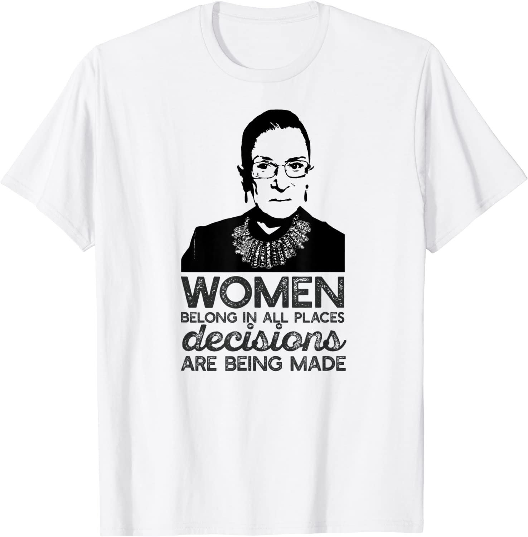 Dissent Collar Shirt Girl Power Shirt Feminist Shirt Notorious RBG Shirt Ruth Bader Ginsberg I Dissent Shirt Supreme Court RBG Shirt