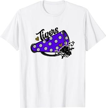 Baseball Fan T-Shirt Tigers Tee Tigers Gear The One Where We Root For The Tigers Shirt Baseball Tee Tigers Tee Tigers Shirt
