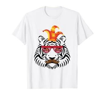 Amazon.com: Animado blanco tigre de Bengala con pixelado ...