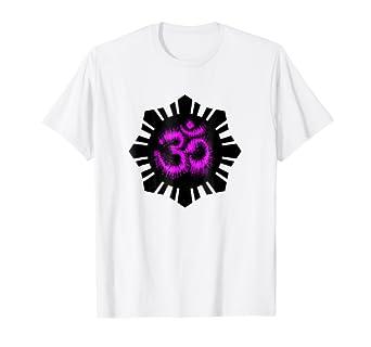 Amazon.com: Camiseta de yoga con diseño de Dye Om, niños 6 ...
