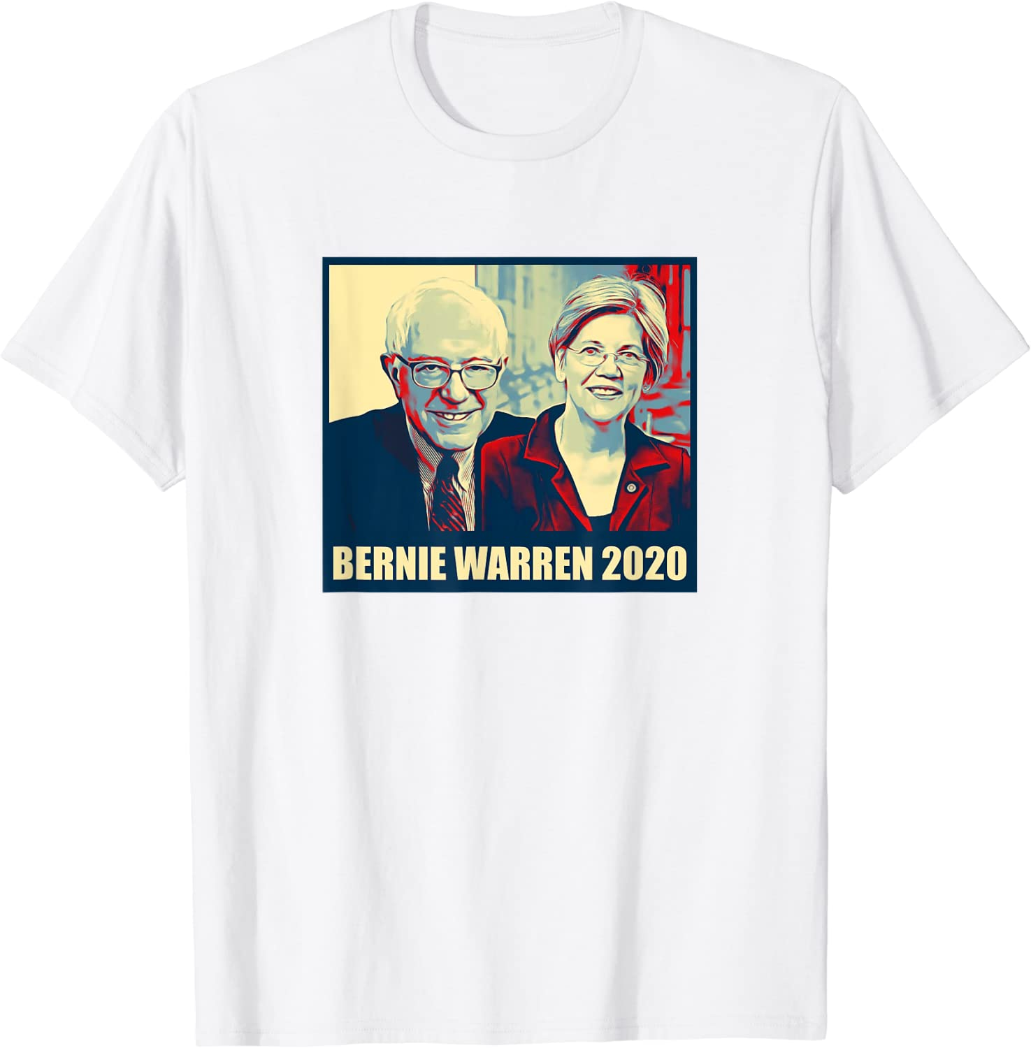 Bernie 2020 Presidential Campaign Candidate Men/'s T-shirt election tee
