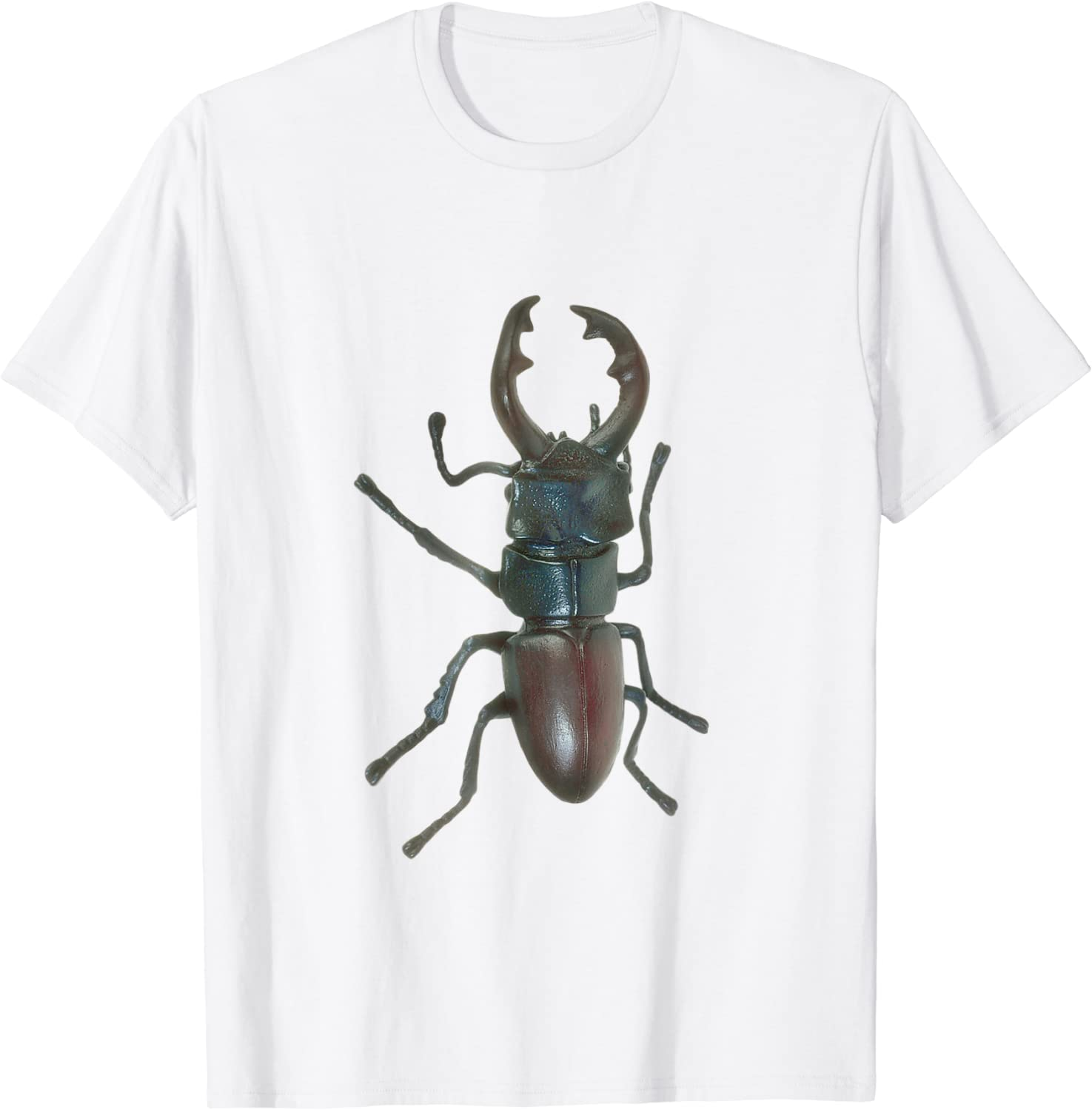 Stag Beetle Insect Entomology T-Shirt