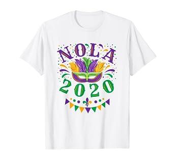 New Orleans Mardi Gras 2020.Amazon Com Nola 2020 Carnival New Orleans Mardi Gras