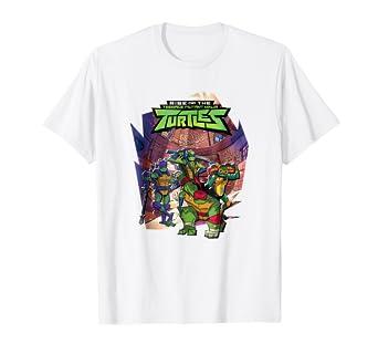 Amazon.com: Rise of The Teenage Mutant Ninja Turtles Hide ...