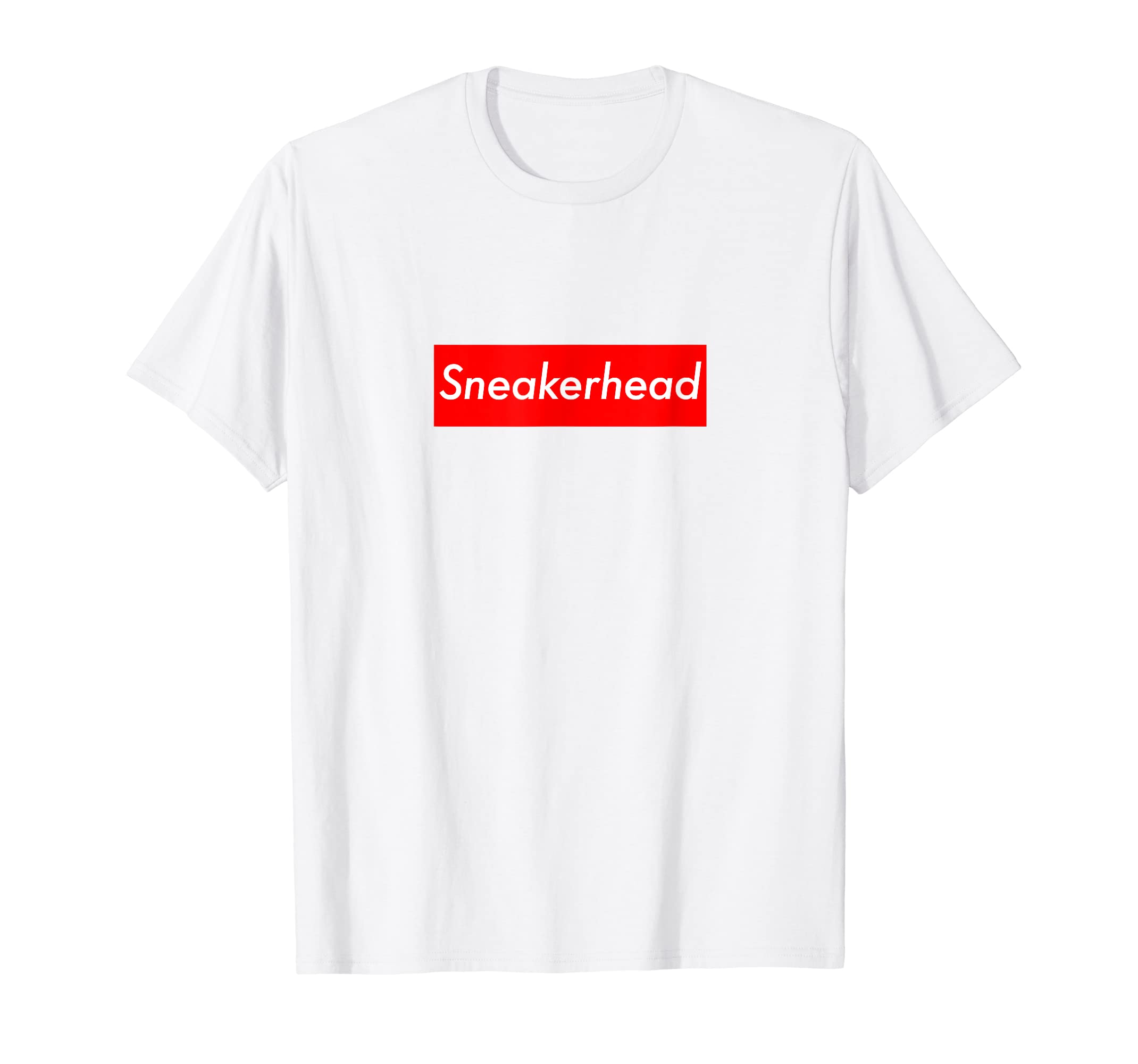 9fb77e8f179 Amazon.com: Sneakerhead T-Shirt   Classic Box Logo Sneakerhead Tee: Clothing
