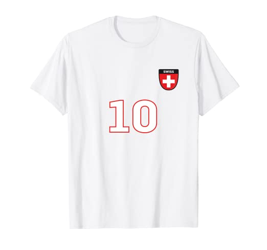 Image Unavailable. Image not available for. Color  Switzerland Soccer Jersey  ... f615adbba