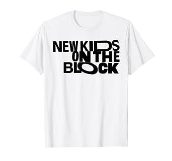 Amazon com: New Kids On-The-Block Shirt: Clothing