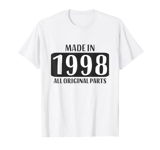 Amazon 21st Birthday Shirt Girls Boys 21 Year Old Daughter Son
