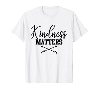3ecb127d29 Image Unavailable. Image not available for. Color: Kindness Shirt Positive  Quote Message Shirts Gifts for Kids. Roll over image to ...