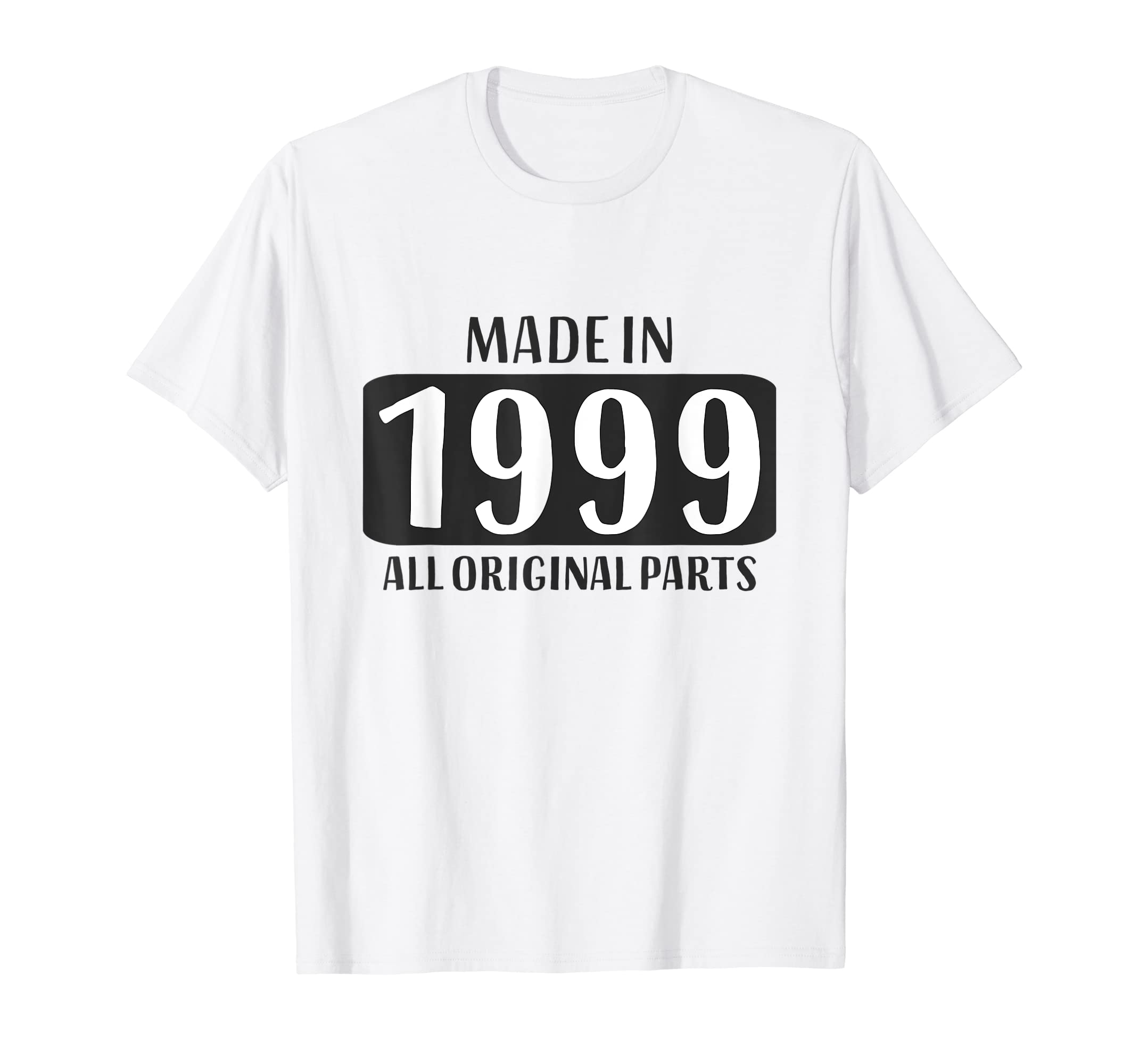 Amazon 20th Birthday Shirt Girls Boys 20 Year Old Daughter Son Gift Clothing