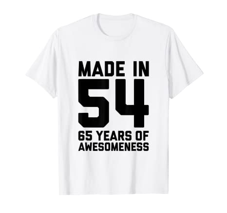 Image Unavailable Not Available For Color 65th Birthday Shirt Women Gifts Grandma Age 65 Year Old Mom