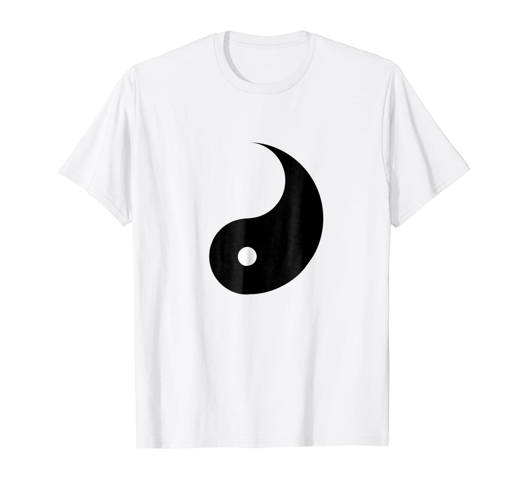 Yin shirt - Matching Yin Yang Costume Tshirt-mt