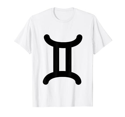 13f824d7448a2 Amazon.com: Gemini Shirt Birthday Gift May June Horoscope Men Women ...