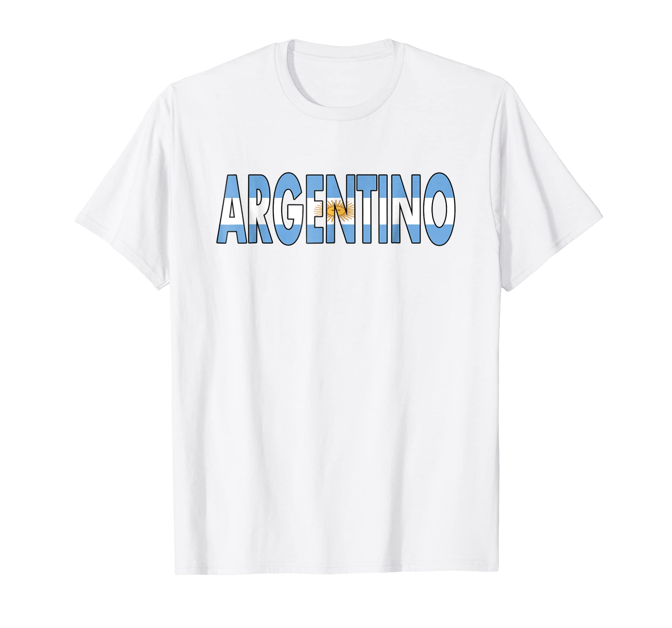 Amazon.com: Camisetas Argentinas Soy Argentino Shirt Playera Argentina: Clothing