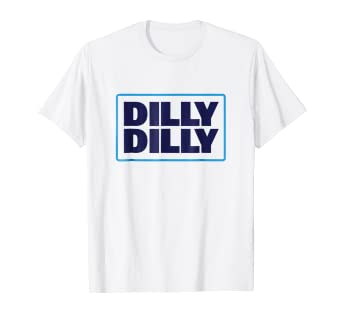 Amazon.com  Bud Light Official Dilly Dilly T-Shirt  Clothing 1340cab7c