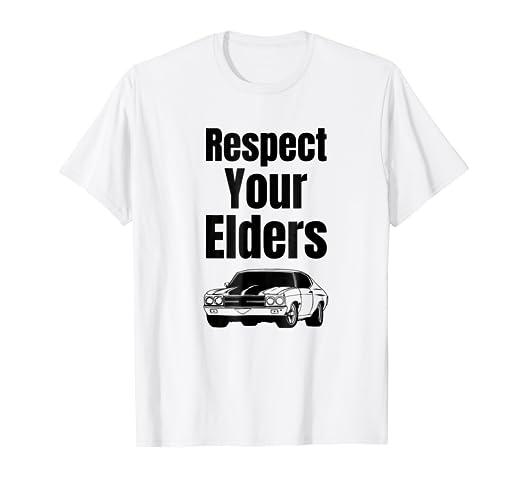 Amazon Com Funny Muscle Car Guy Tshirt Gift For Classic Car Fanatic