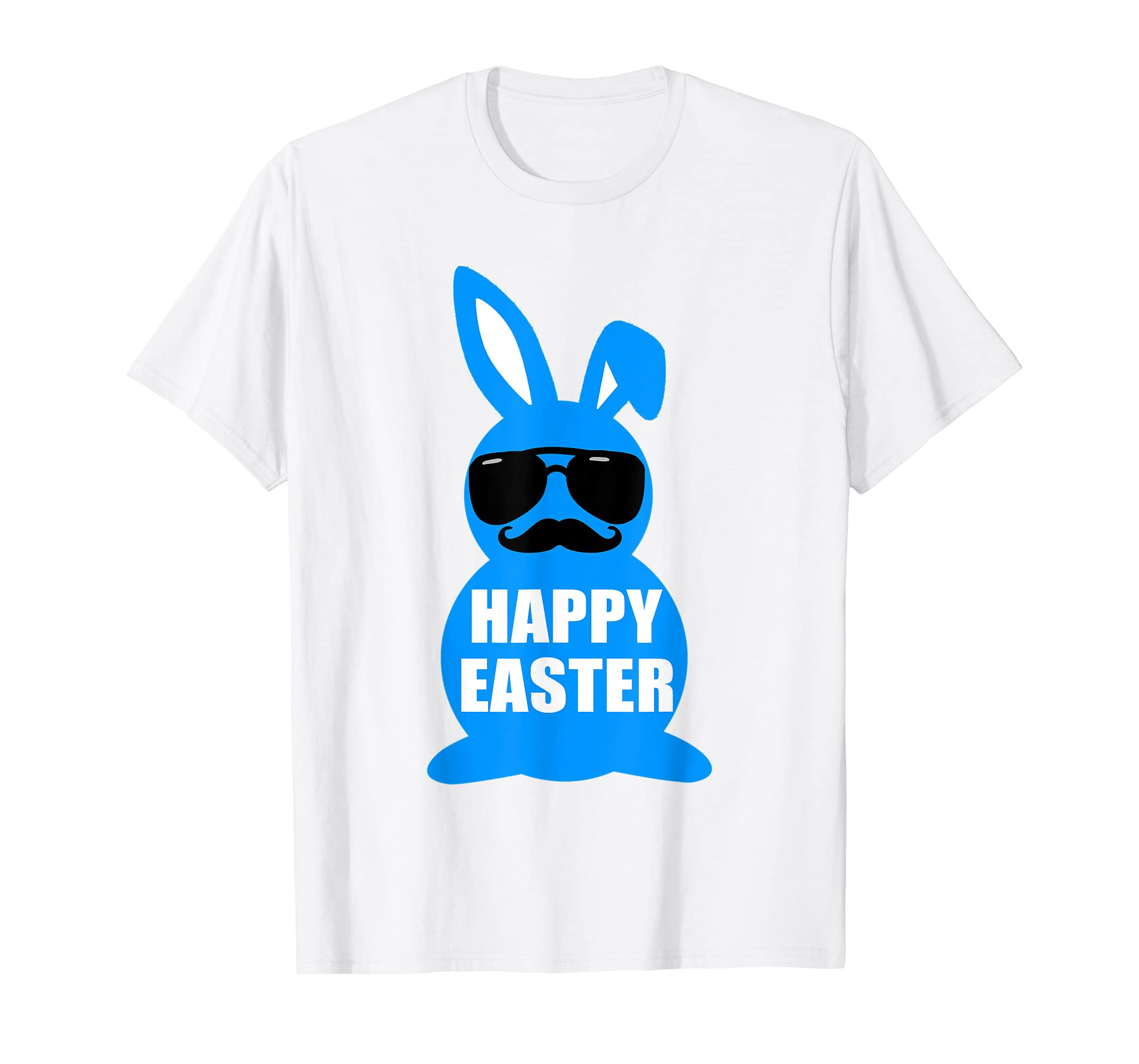 Happy Easter Bunny Family Matching Shirt Toddler Boy Dad Son-ANZ
