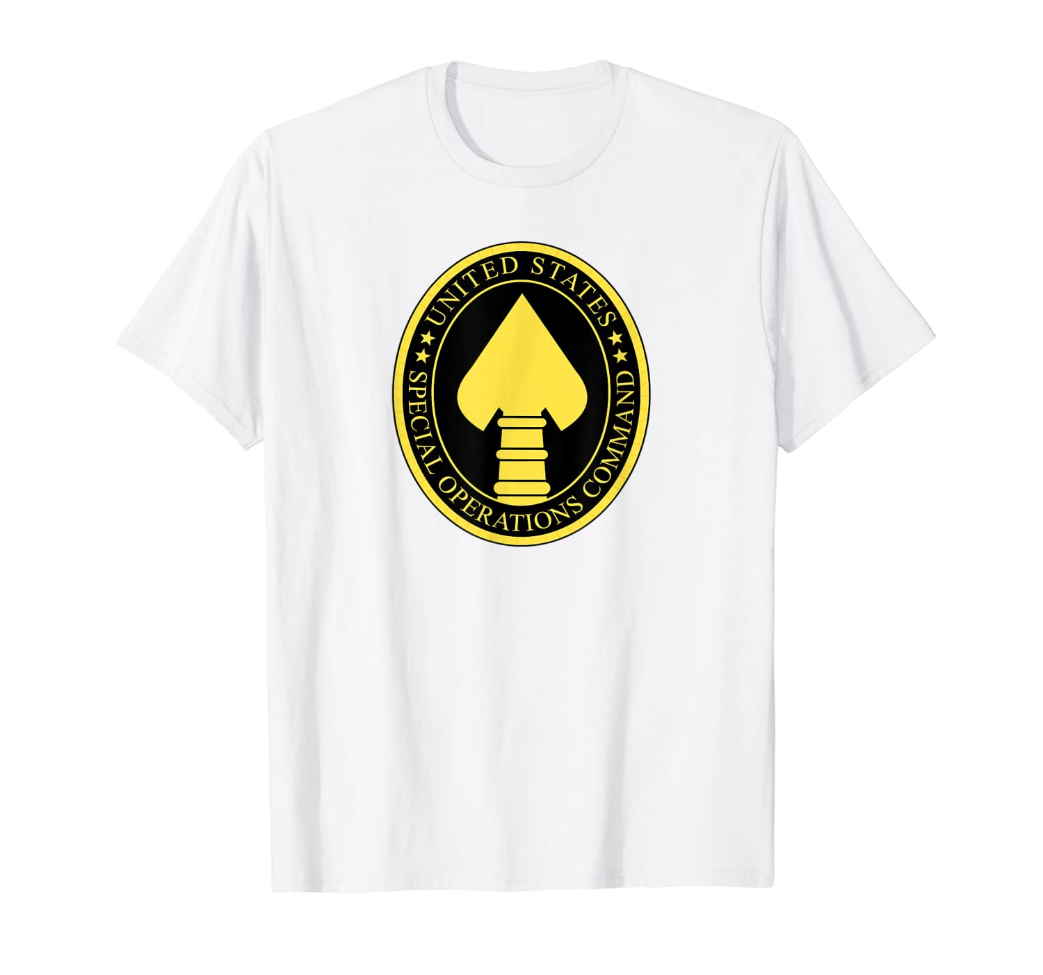 Special Operations Command (SOCOM) T-Shirt | KnowSharp- Cool
