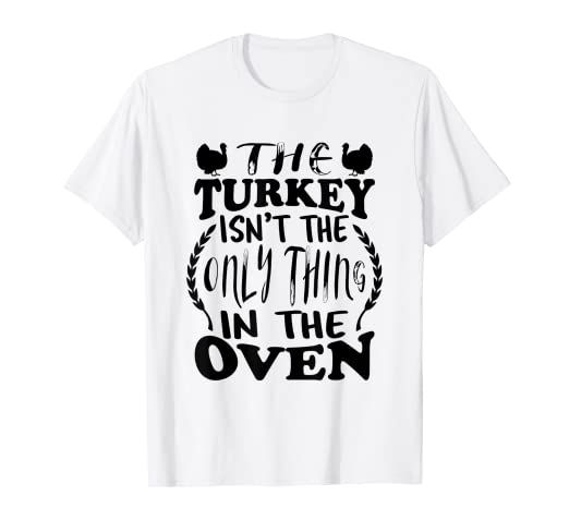 42297740 Image Unavailable. Image not available for. Color: Pregnancy Announcement Shirt  Expecting Mom Dad Thanksgiving