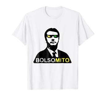 Camiseta Jair Bolsonaro 2018 (Bolsomito) t shirt