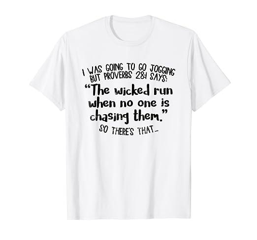 Amazon.com: Funny Running Quote Shirt Marathon Runners Gift ...