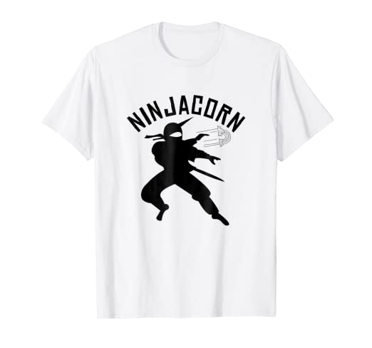 Amazon.com: Rainbow Ninja Unicorn Meme Art: Ninjacorn Funny ...