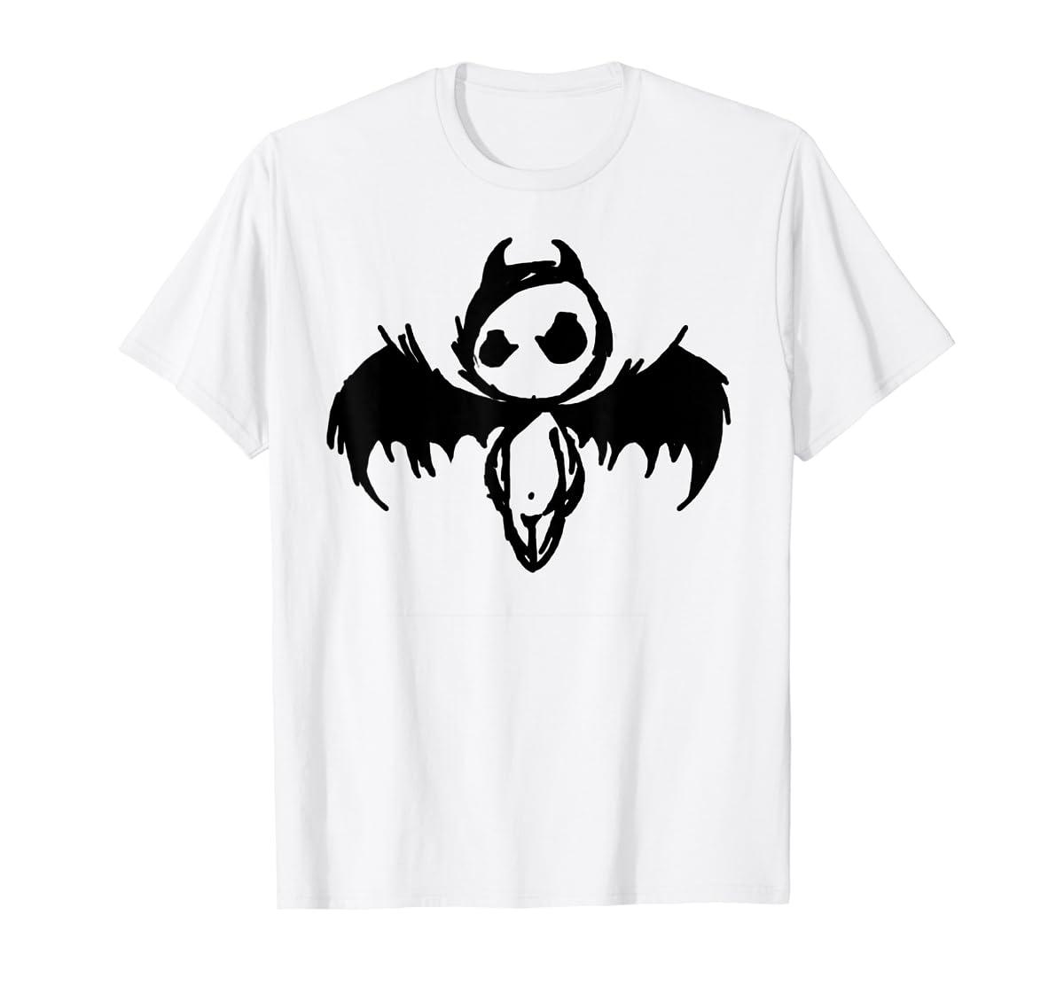 Cute Demon Vintage Couple Matching Halloween Party Costume T-Shirt-Men's T-Shirt-White