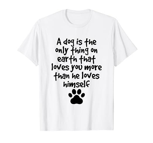 Amazon com: Dog Quotes Dog Paw T Shirt Best Friend Puppy
