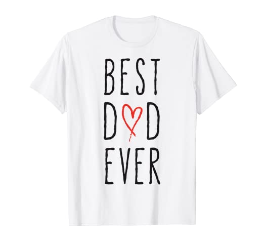 3ddb8858 Amazon.com: Mens Best Dad Ever Tshirt Father's Day 2019 Gift: Clothing