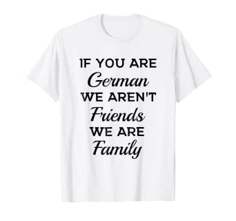 e39cbe7ae4 Image Unavailable. Image not available for. Color: German Roots Heritage  Shirt Funny Germany Family Joke Gift