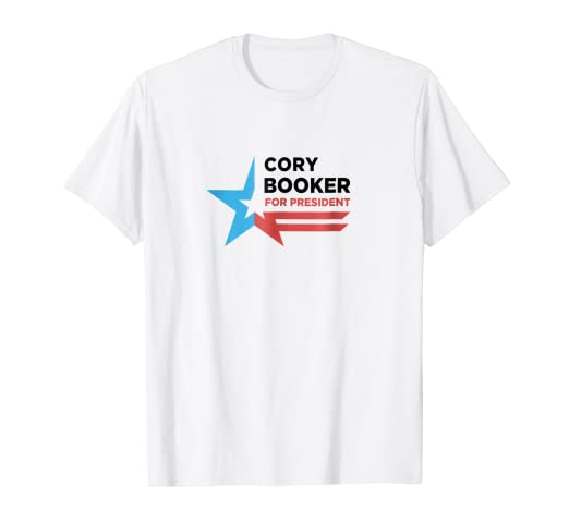 New Jersey Elections 2020.Amazon Com Cory Booker 2020 President 2020 Campaign T Shirt