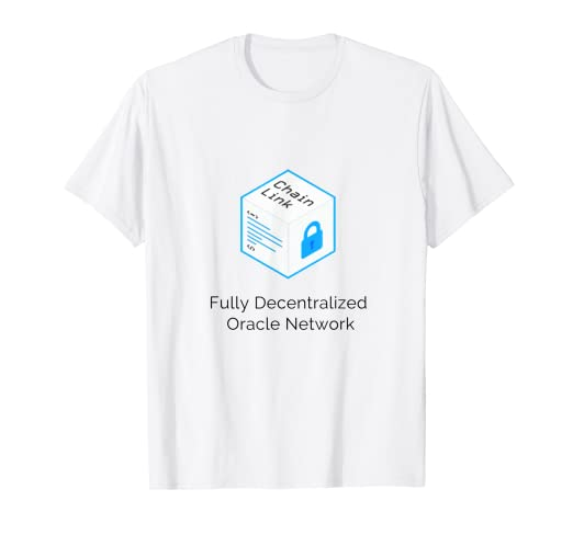 What Cryptocurrencies With No Fees Chainlink Shirt Crypto