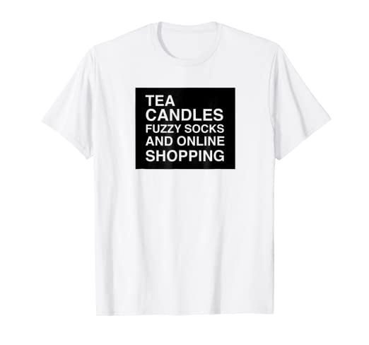 check out 771b7 8f13d Amazon.com: Tea Candles Fuzzy Socks and Online Shopping ...