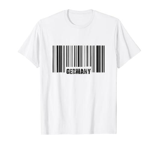 Amazon.com: Cool German Fan T Shirt for Men and Women ...