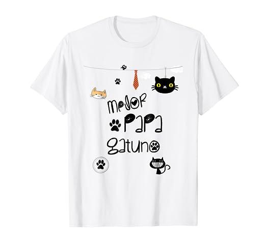 Camisas Camisetas Poleras Papa Gatuno