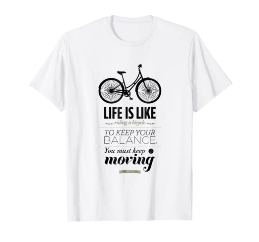 9874a94870c Amazon.com  Life Is Good Ride On Bike Cycling funny T shirt  Clothing