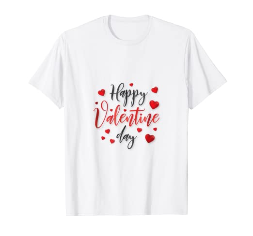 Amazoncom Cursive Happy Valentines Day Heart Design Novelty Art