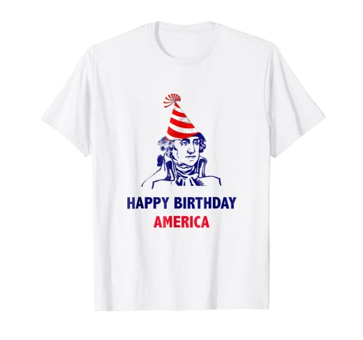 Image Unavailable Not Available For Color Happy Birthday America