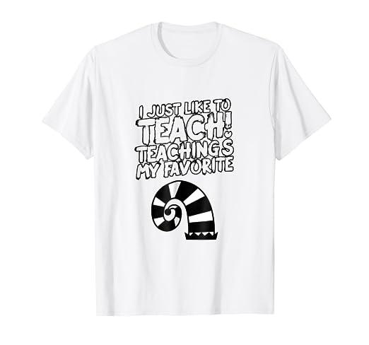 mens i just like to teach shirt christmas teacher elf shirts