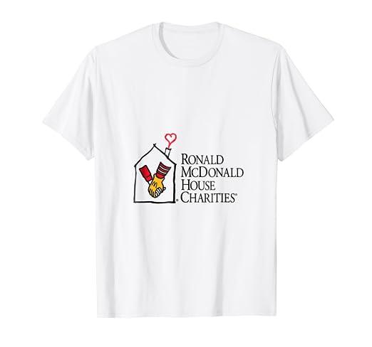 Amazon com: Ronald McDonald House Charities (RMHC) T SHIRT