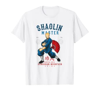 Amazon com: Shaolin Wu-Yi Kung Fu Martial Arts Songshan